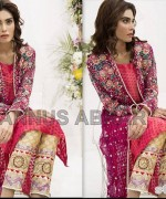 Annus Abrar Eid Dresses 2015 For Girls 10