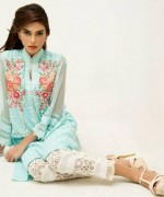 Annus Abrar Eid Dresses 2015 For Girls 11