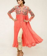 Annus Abrar Eid Dresses 2015 For Girls 4