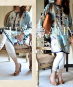 Ayesha Ahmed Eid Dresses 2015 For Girls 4