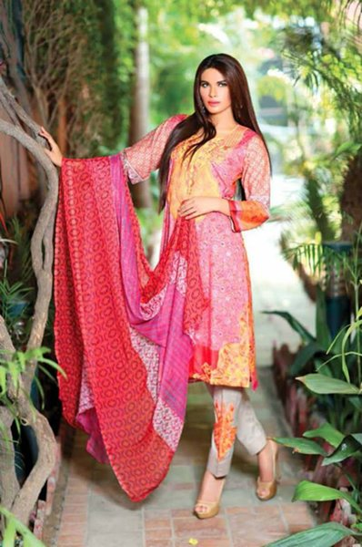 Ayesha Chottani Eid Collection 2015 By Shariq Textiles0013