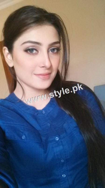 Ayeza Khan is back to work