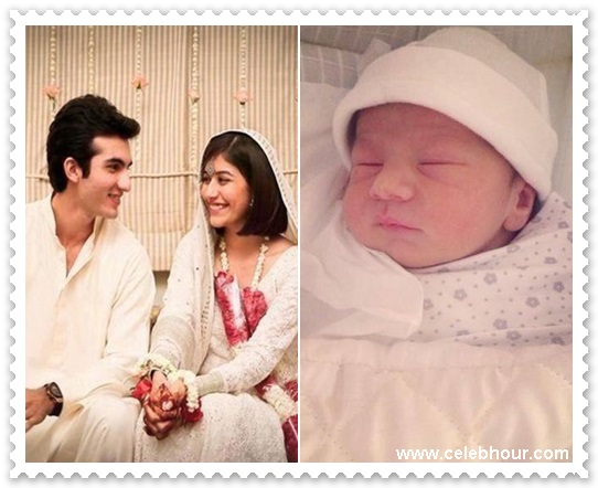 Behroz Sabzwari's son with daughter