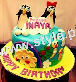 Birthday Celebration of Madiha Rizvi and Hassan Noman's daughter Annaya (7)