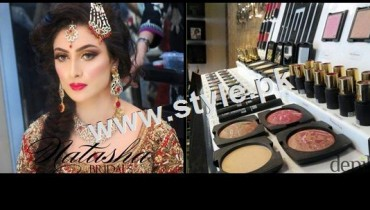 Bridal Makeup packages of famous  salons of Pakistan 9