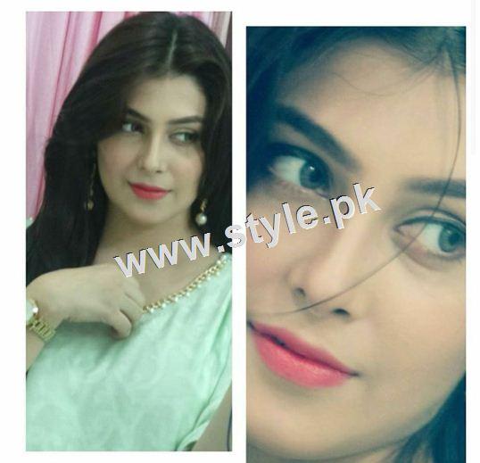 Celebrities on premier of Karachi se Lahore (9)