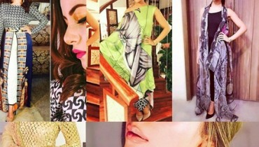 See Classy looks of Sohai Ali Abro for promotion of her film Wrong No
