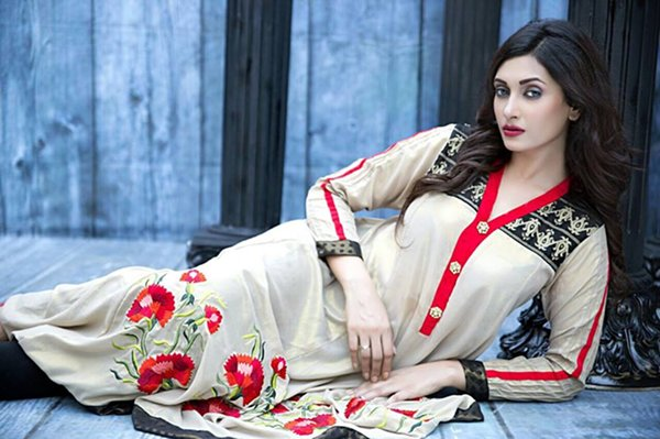 Cotton Ginny Eid Collection 2015 Volume 2 For Women0010