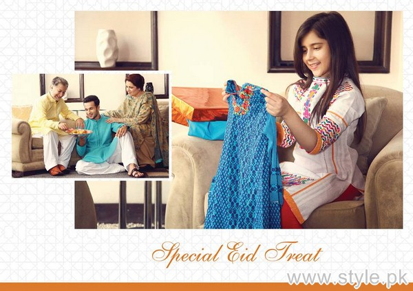 Eden Robe Eid-Ul-Fitr Collection 2015 2