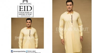 Emraan Rajput Eid Collection 2015 For Men001