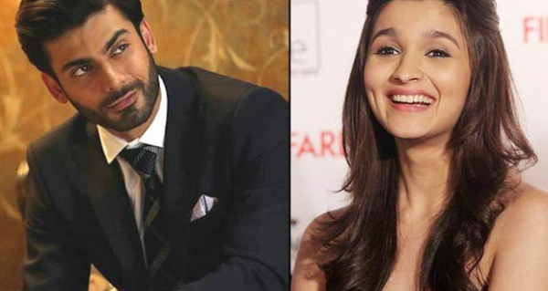 Fawad Khan Sing A Song With Alia Bhatt