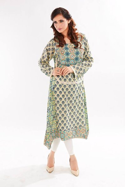 Firdous Ready To Wear Eid Collection 2015 For Women0010