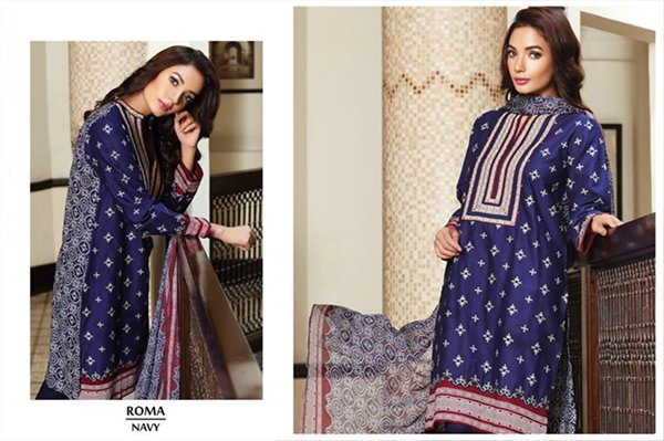 Mausummery By Huma Eid Collection 2015 For Women005