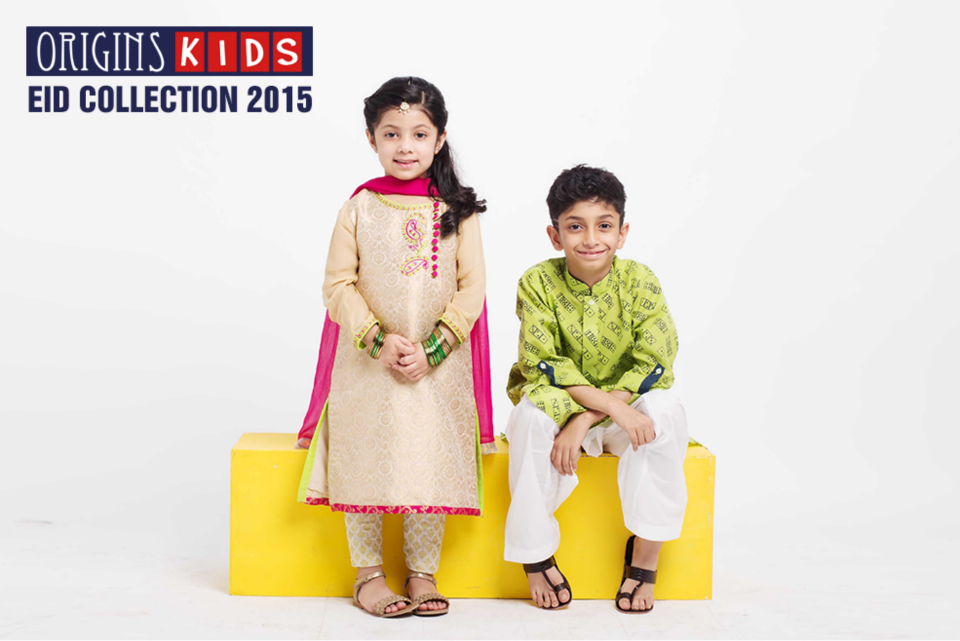 4840059b23a4 Origins Eid Collection 2015 For Kids