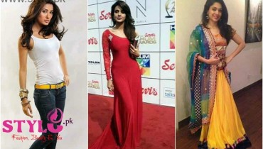 Pakistani Actresses Height