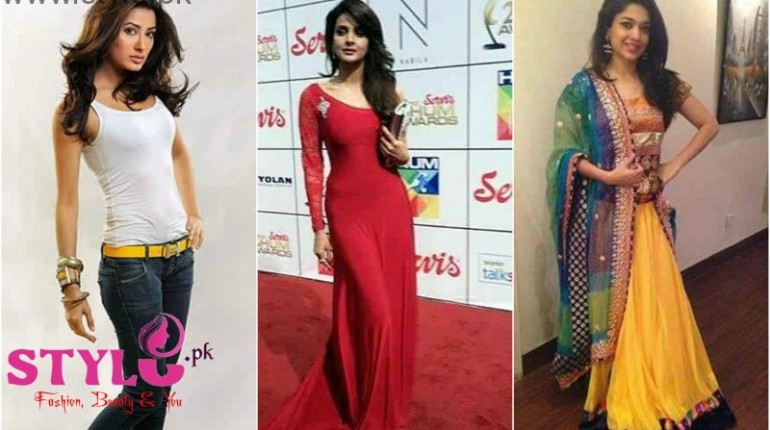 Pakistani Actresses Height