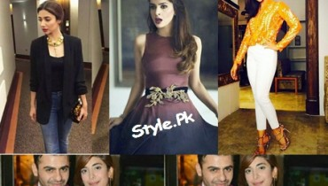 See Pakistani Celebrities who carry Western dresses flawlessly
