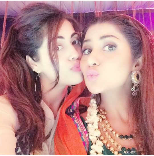 See Pakistani Celebrities who love to pout for camera