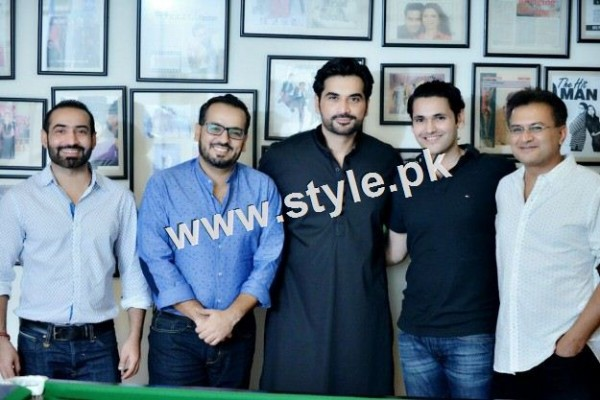 Pictures of Humayun Saeed's success party 10