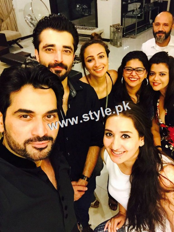 Pictures of Humayun Saeed's success party 11