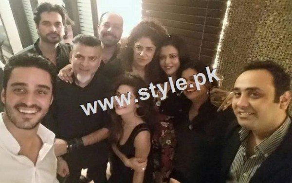 Pictures of Humayun Saeed's success party 12