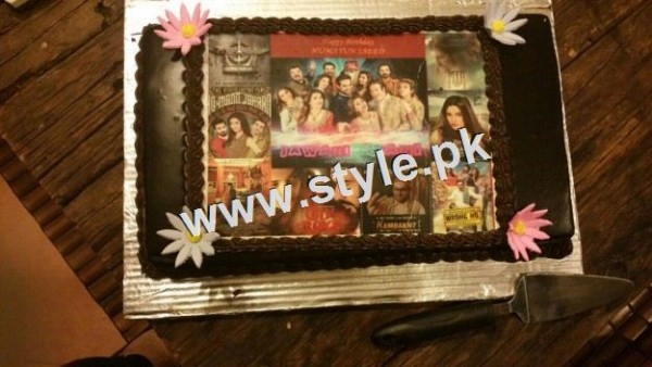 Pictures of Humayun Saeed's success party 14
