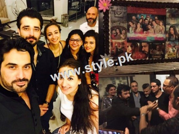 Pictures of Humayun Saeed's success party 15
