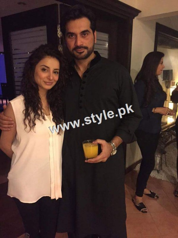 Pictures of Humayun Saeed's success party 2