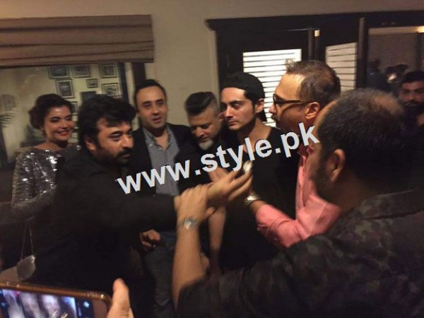Pictures of Humayun Saeed's success party 4