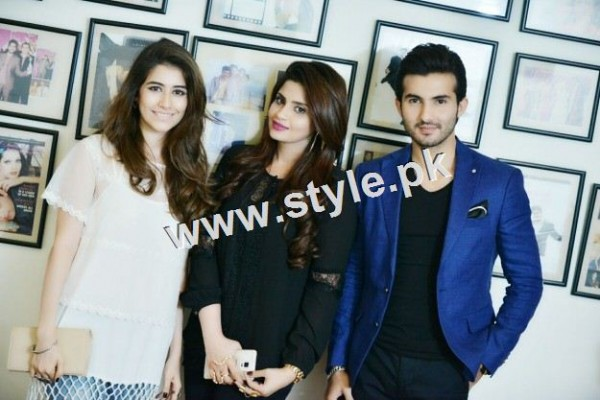 Pictures of Humayun Saeed's success party 8