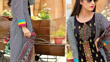 Rujhan Fabrics Eid Collection 2015 For Women0012
