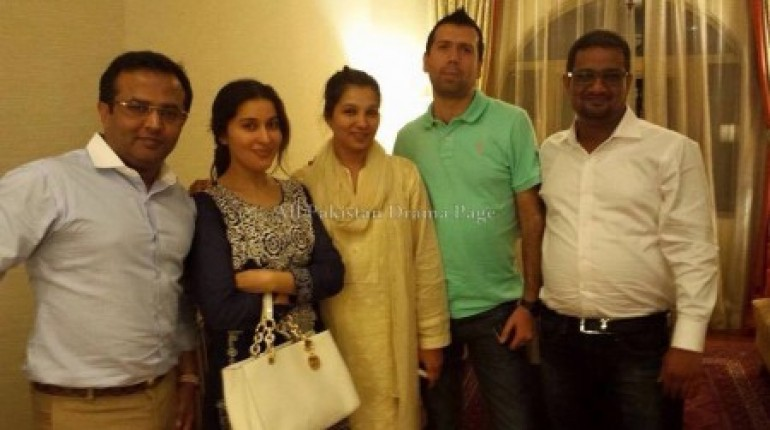 See Shaista Lodhi's pictures after wedding