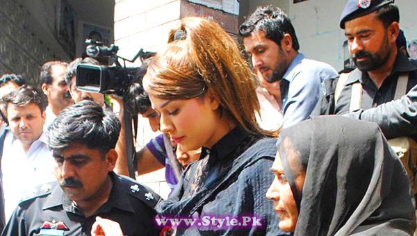 Super model Ayyan Ali is released on bail