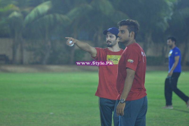 See Team of Movie Wrong No in Stadium for playing Cricket