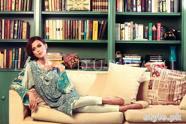 Tena Durrani Summer Arrivals 2015 For Women 6