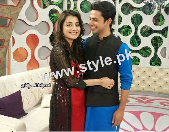 Top 18 Couples of Pakistani Celebrities 14