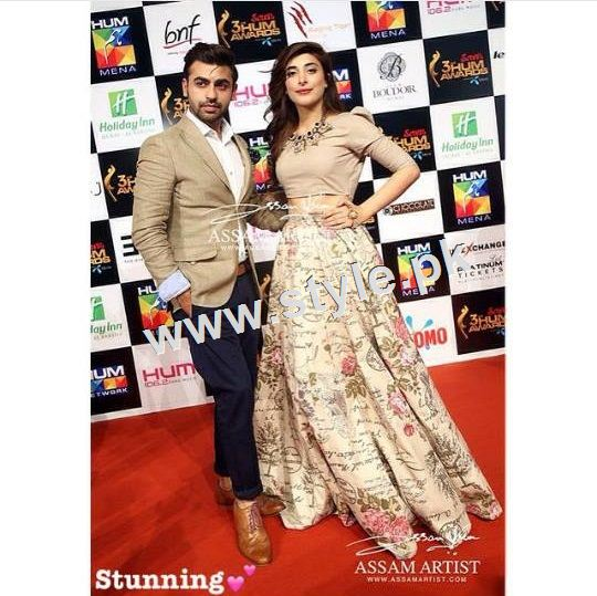 Top 18 Couples of Pakistani Celebrities 15