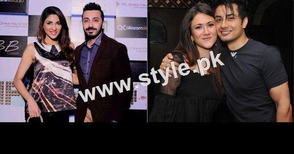 List of Top 18 Couples of Pakistani Celebrities 2