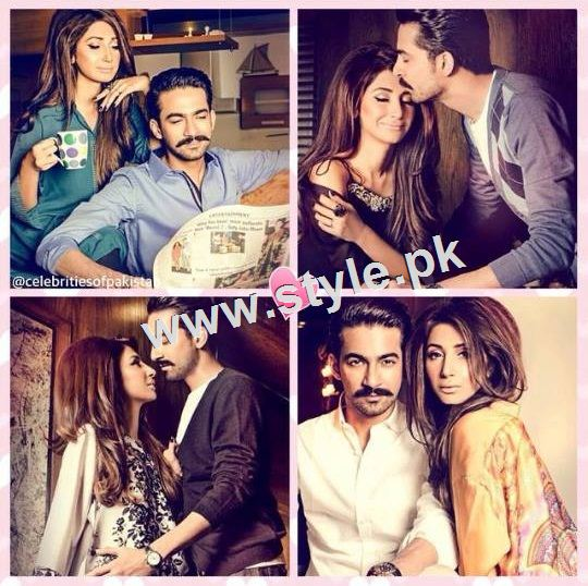Top 18 Couples of Pakistani Celebrities 8