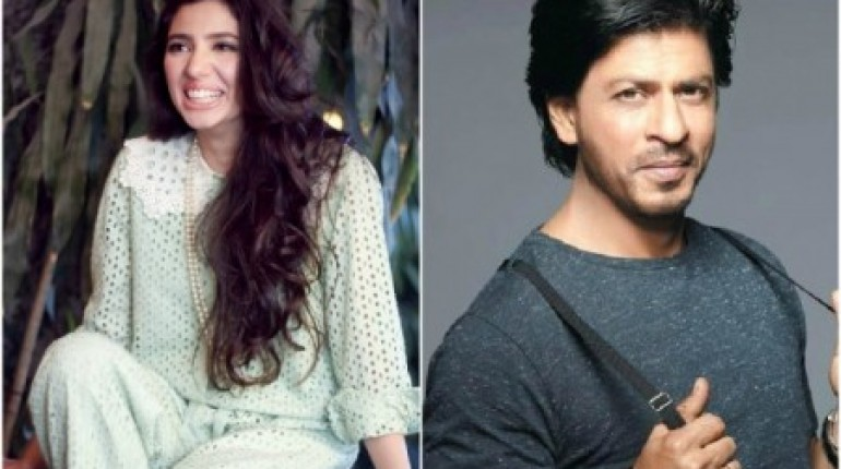 See What Mahira Khan says about Shahrukh Khan