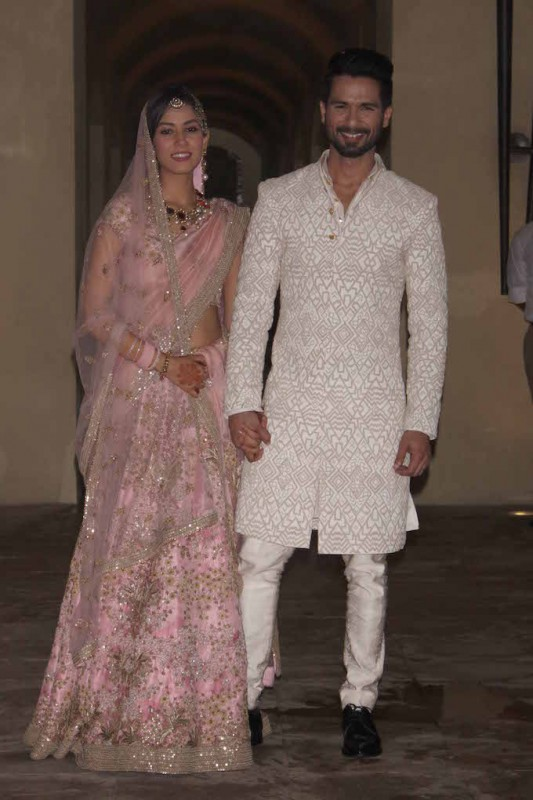 shahid kapoor wedding  010