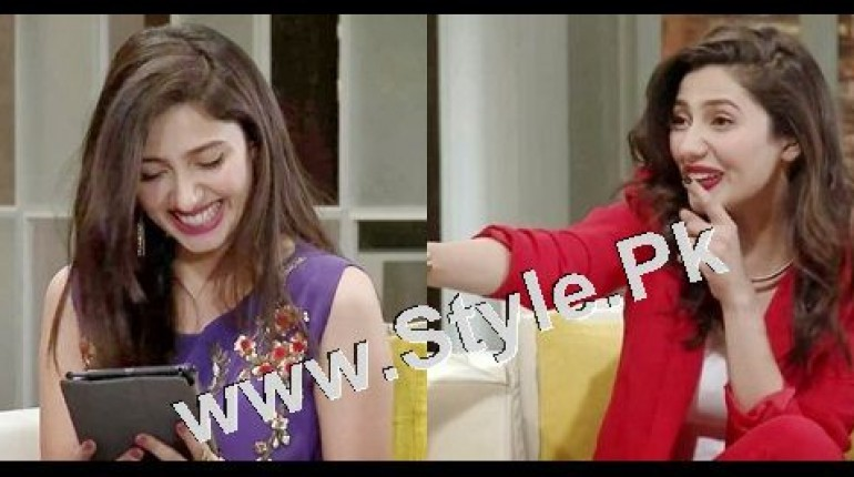 13 Pictures in which Mahira Khan is Smiling High