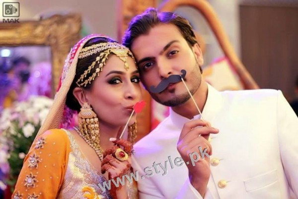 Asad Siddiqui's Wedding pictures (6)