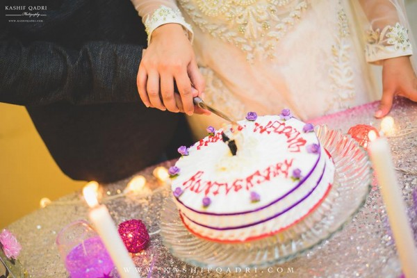 Ayeza Khan and Danish Taimoor's first  Wedding Anniversary Pictures (2)