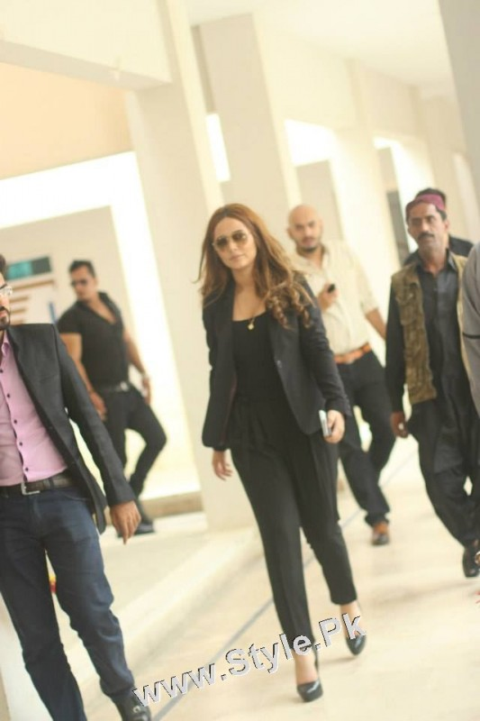 Ayyan Ali visited University of Karachi as guest of Honour (18)