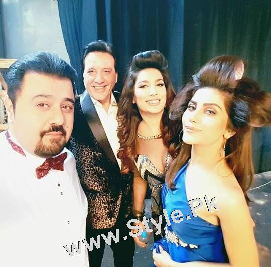 Behind the Scene pictures from Jawan Phir Nahi Aani (10)