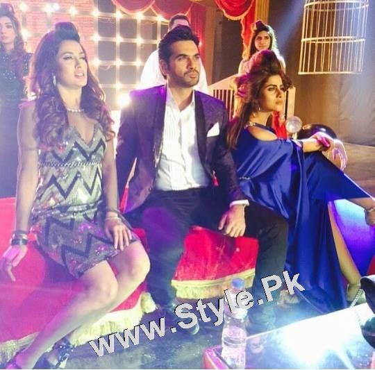 Behind the Scene pictures from Jawan Phir Nahi Aani (11)