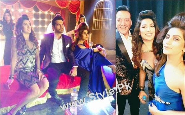 Behind the Scene pictures from Jawan Phir Nahi Aani (9)