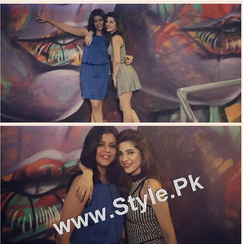 Besties Maria Wasti and Ayesha Omar Chilling in LA (3)