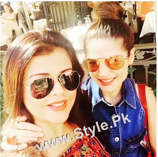 Besties Maria Wasti and Ayesha Omar Chilling in LA (5)